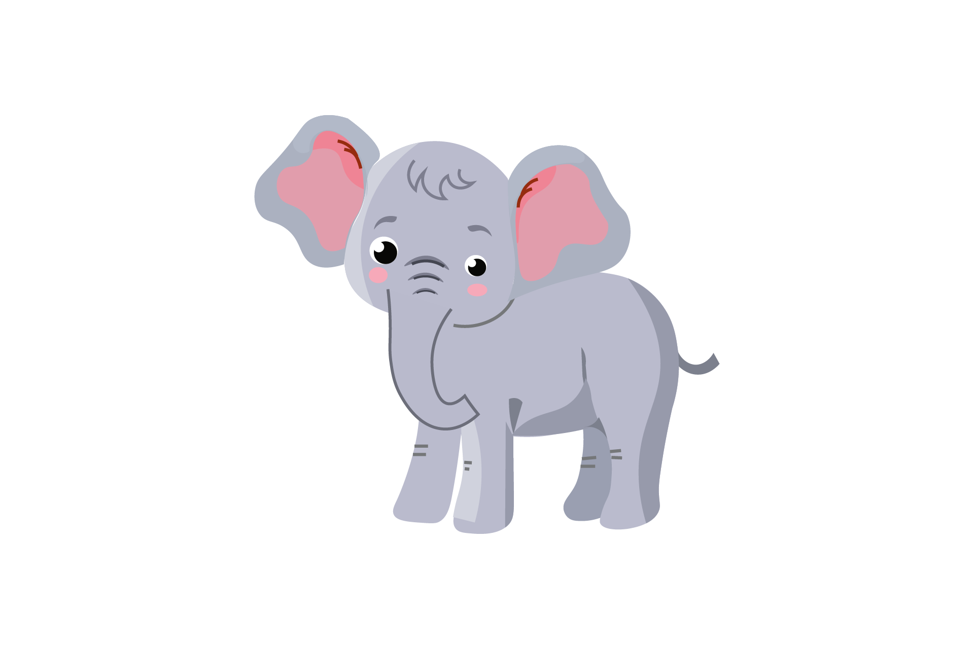 Free Svg Elephant Vector Download Free And Premium Svg Cut Files