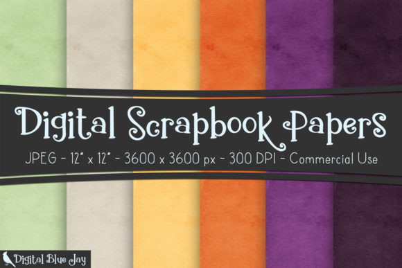 Digital Textured Paper Background Graphic Backgrounds By digitalbluejay