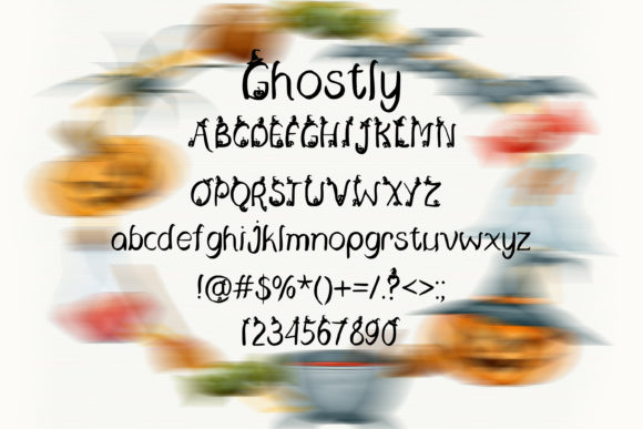 Ghostly Font Download