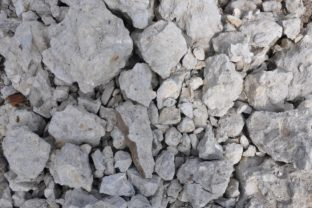 Print on Demand: Gray Stones Background or Texture. Graphic Nature By OK-Design
