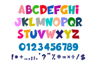 Print on Demand: Fun Comics Display Font By OWPictures 5