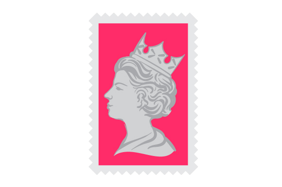 Download Postage Stamp Svg Cut File By Creative Fabrica Crafts Creative Fabrica