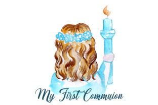 My First Communion Religious Craft Cut File By Creative Fabrica Crafts