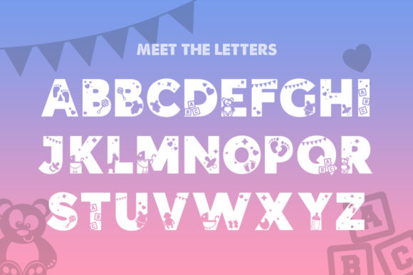 Baby Font Download