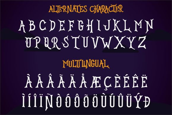 Hello Ghost Font Font