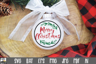 Print on Demand: Merry Christmas Graphic Crafts By oldmarketdesigns