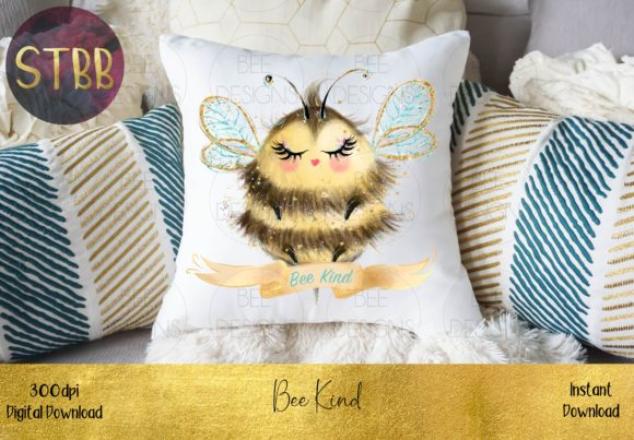 Bee Kind Graphic Download