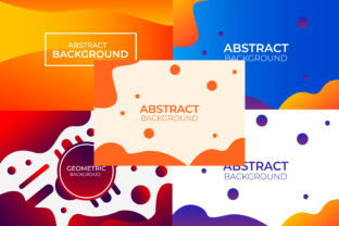 Gradient Abstract Background Graphic Backgrounds By handles creative
