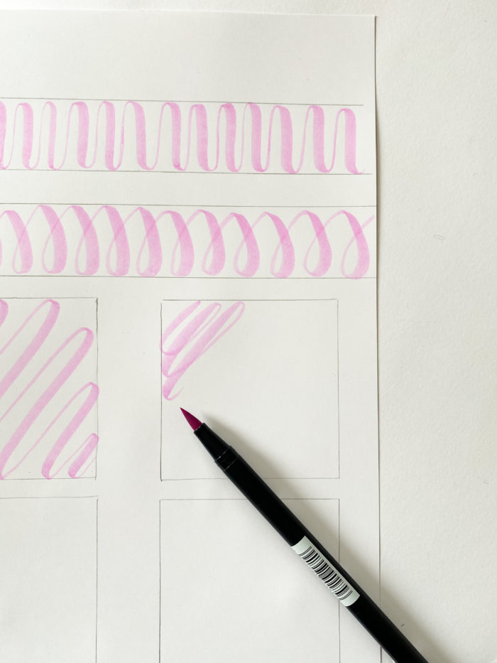 Fun exercises to improve your lettering