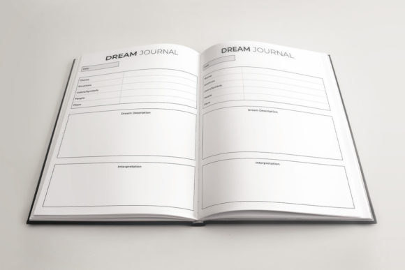 Dream Journal | KDP Template Graphic Item