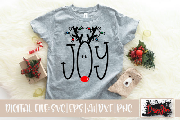 Joy Graphic Crafts By DrissyStore
