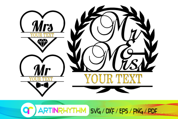 Mr Mrs Free Wedding Svg Files For Cricut Download Free And Premium Svg Cut Files
