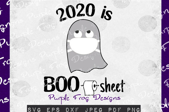 Boo Sheet 2020 Graphic Illustrations By Heather Terry