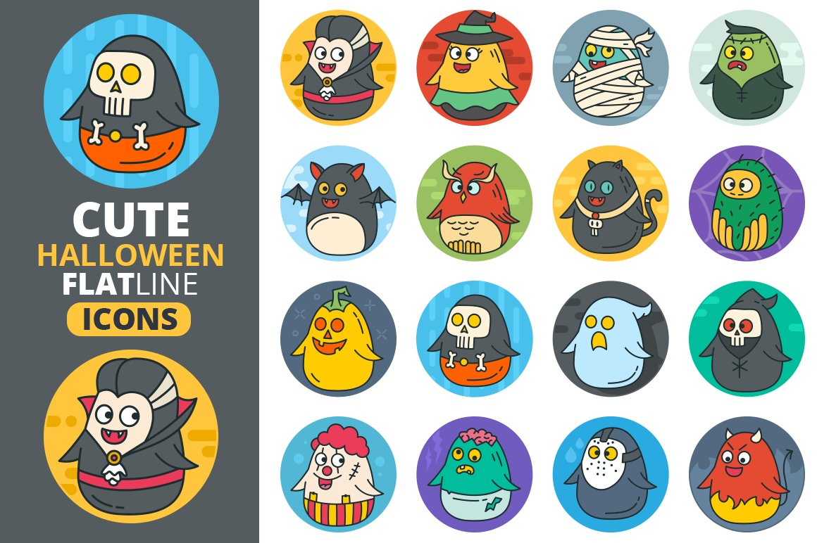 Halloween Characters Svg – 82+ SVG Images File