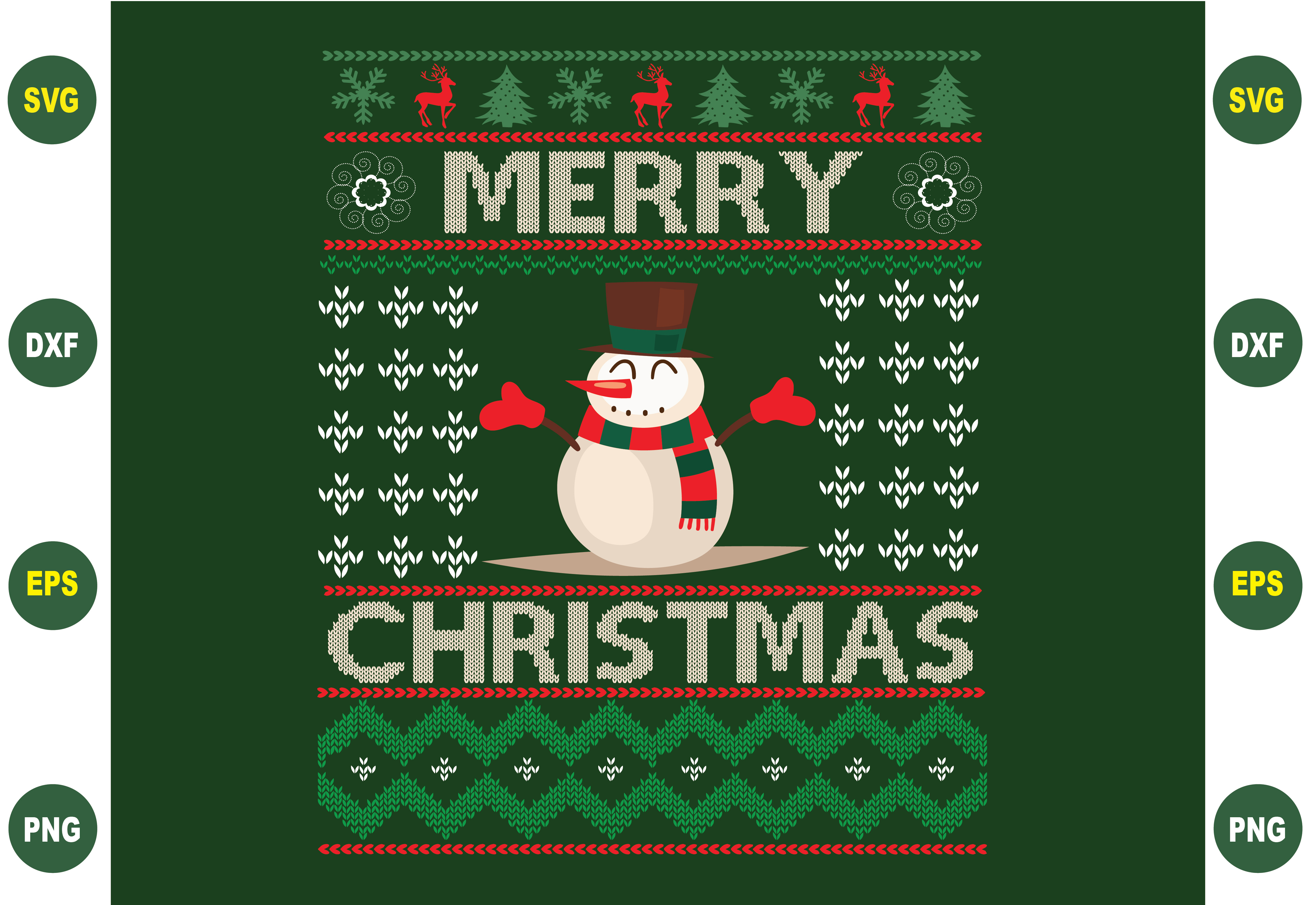 and snowman designs in JPEG and PNG file formats Digital Download Clipart \u2013 Variety of 11 Christmas ornaments gifts