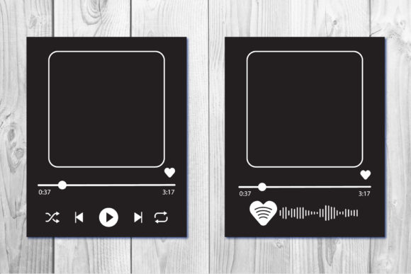 Print on Demand: Music Player Graphic Crafts By NatashaPrando