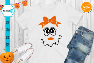 Print on Demand: Scarecrow Faces Bundle Graphic Crafts By All About Svg 4