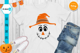 Print on Demand: Scarecrow Faces Bundle Graphic Crafts By All About Svg 5