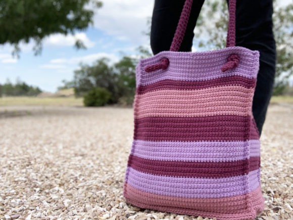 Starboard Tote Crochet Pattern Graphic Crochet Patterns By Knit and Crochet Ever After