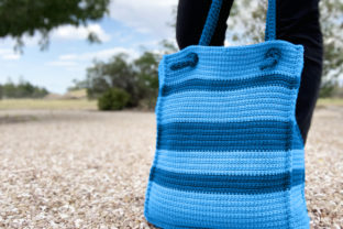 Starboard Tote Crochet Pattern Graphic Crochet Patterns By Knit and Crochet Ever After 3