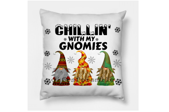 Sublimation Xmas Gnomies Template Graphic Print Templates By aarcee0027