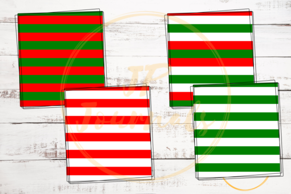 Print on Demand: Christmas Sublimation Backgrounds Graphic Backgrounds By jpjournalsandbooks