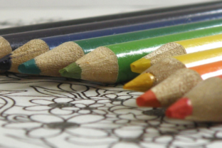 Discover the benefits of coloring books for adults
