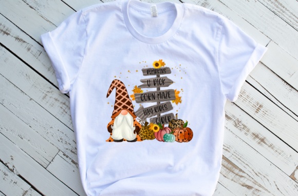 Halloween Gnomes Sublimation Graphic Download