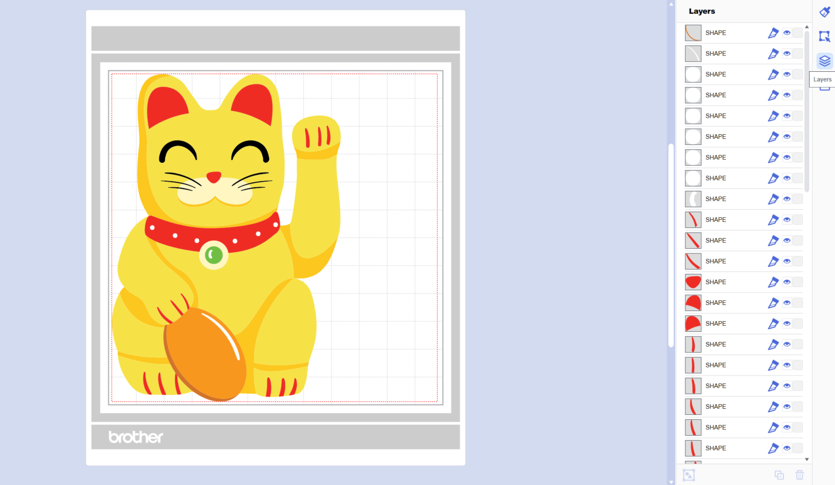 How to use SVG in Canvas Workspace