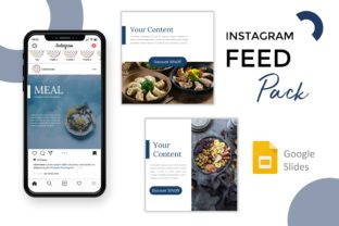 Instagram Feed - Meall Graphic Presentation Templates By listulabs