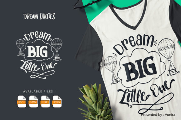10 Dream Bundle - Lettering Quotes Graphic Item