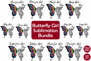 Print on Demand: Birthday Girl Bundle Sublimation Graphic Crafts By SineDigitalDesign