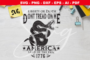 Print on Demand: Don't Tread on Me   Graphic Crafts By Novart