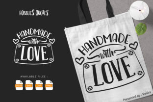 Print on Demand: Handmade with Love Graphic Crafts By Vunira