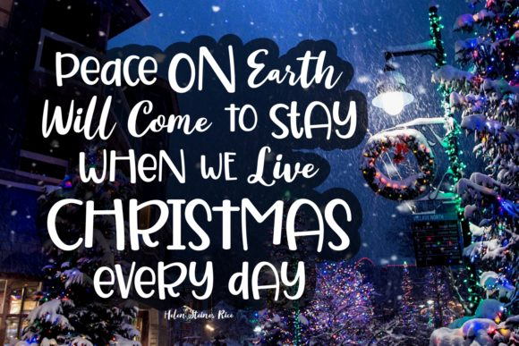 Lovely Christmas Font Download