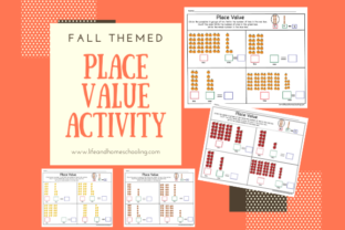 Place Value Worksheets Graphic 1st grade By lifeandhomeschooling