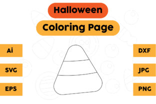 Coloring Page Kids Halloween Graphic Coloring Pages & Books Kids By isalsemarang