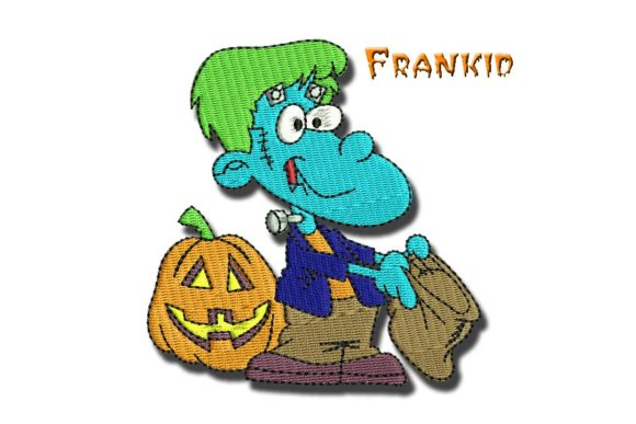 Frankid Sewing & Crafts Embroidery Design By BabyNucci Embroidery Designs