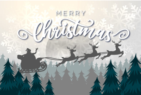 Marry Christmas Background Vector Graphic Backgrounds By byemalkan