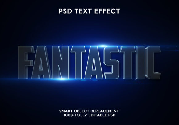 Fantastic Text Effect Graphic Layer Styles By gilangkenter