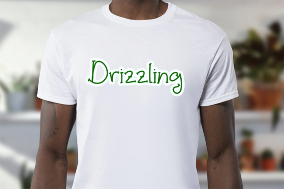 Drizzling Font Download