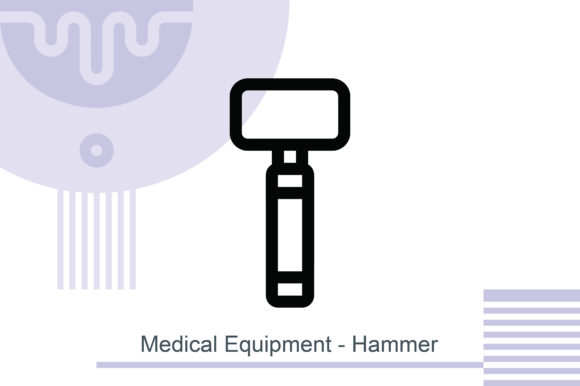 Medical Equipment - Hammer Graphic Icons By MelindAgency