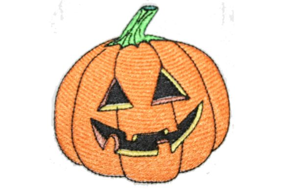 Pumpkin Embroidery Download
