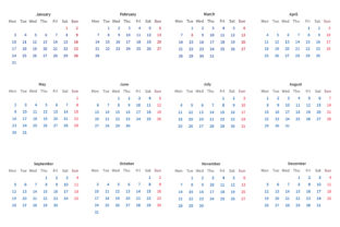Print on Demand: Calendar 2022 Year. 12 Templates Month. Graphic Illustrations By OK-Design 2