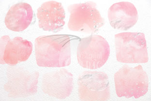 Print on Demand: Pink and S Graphic Illustrations By Digital Curio 3