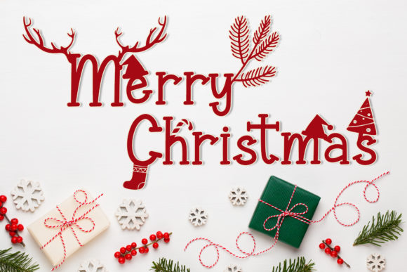 Christmas Surprise Font Download