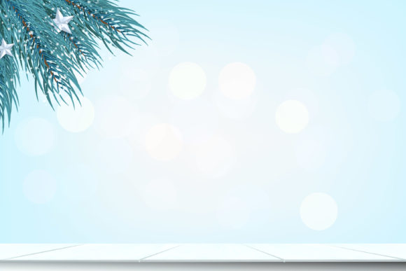 Print on Demand: Christmas Banner Template. Graphic Backgrounds By ngabeivector