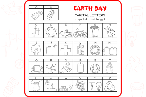 Earth Day Font Download
