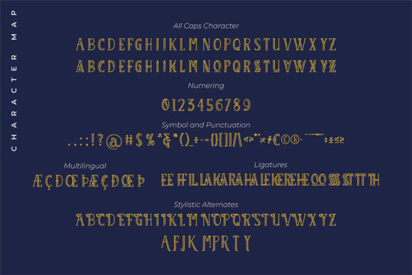 Palmeera Font Preview