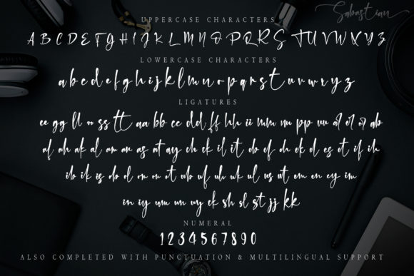 Sabastian Font Popular Design